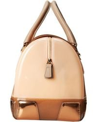 Furla Candy Vanilla Medium Satchel - Lyst