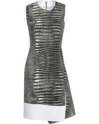 Reed Krakoff Knee Length Dress - Lyst