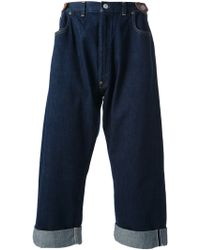 Levi's Tapered Jeans - Lyst
