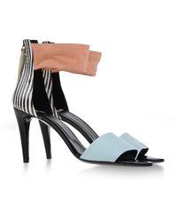 Pierre Hardy Highheeled Sandals - Lyst