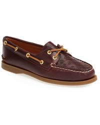 Sperry Top-Sider 'Authentic Original' Boat Shoe - Lyst