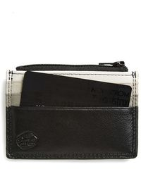 Orchill - 'hemlock' Leather Wallet - Lyst