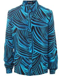 House Of Holland Psychedelic Printed Shirt - Lyst