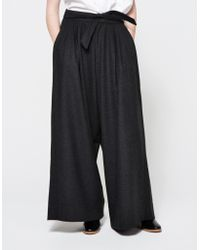 Assembly New York Baggy Pants gray - Lyst