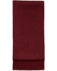 Vince - Cashmere Marled Knit Scarf - Lyst