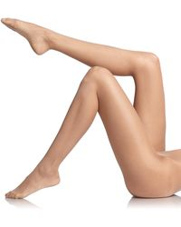 Wolford Naked 8 Ultra Sheer Tights - Lyst