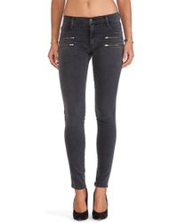 James Jeans James Twiggy Crux Zip Legging - Lyst