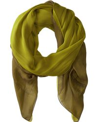 Valentino Breeze Double Sided Chiffon Scarf - Lyst