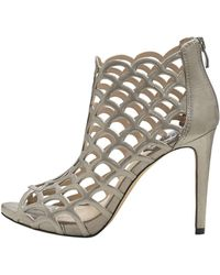 Vince Camuto Gray Fontanel Sandal - Lyst