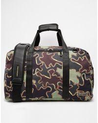 Sprayground - Camo Chains Duffle Bag - Lyst