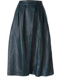 Forte Forte | A-line Wrap Skirt | Lyst