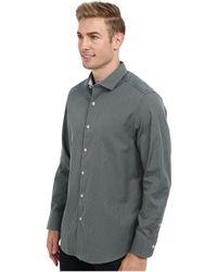 Tommy Bahama Island Modern Fit Digi Check Ls Shirt - Lyst
