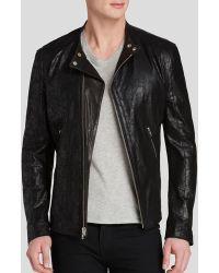 BLK DNM 14 Leather Jacket - Lyst