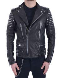 Diesel Black Gold Likol-Jacket black - Lyst