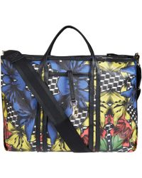 Pierre Hardy Black Canvas Lily Tote Bag - Lyst