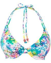 Freya | Paradise Island Underwired Halter Bikini Top | Lyst