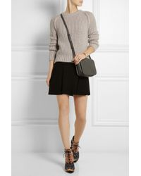 Burberry Prorsum | Wool-Blend Tapestry Boots | Lyst