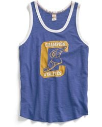 Todd Snyder X Champion Lakeside Champion Athletic Tank Top - Lyst