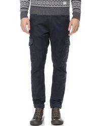 J Brand Trooper Cargo Pants - Lyst