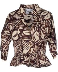 Max Mara Shirt black - Lyst