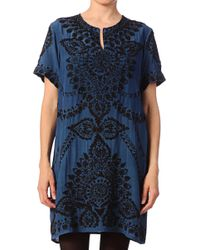 Antik Batik Trapezium Dress  Isis1dre - Lyst