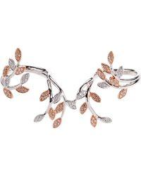 Joelle Jewellery Ring - Lyst