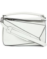 Loewe Puzzle Over The Shoulder Handbag Small - Lyst