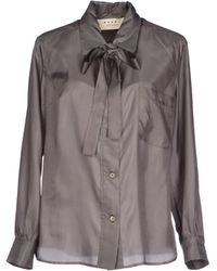 Marni Shirt - Lyst