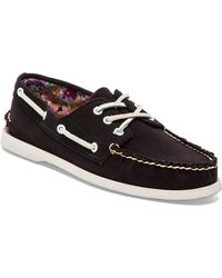 Sperry Top-sider Ao 3eye Canvas - Lyst