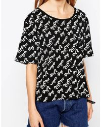 A Question Of - We Own All Boxy T-Shirt - Lyst