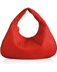 Bottega Veneta   Veneta Large Hobo Bag   Lyst