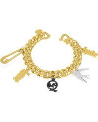 McQ by Alexander McQueen Charm Bracelet - Lyst