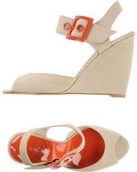Nine West Sandals - Lyst