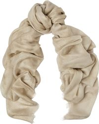 Chan Luu Modal And Cashmere-Blend Scarf - Lyst