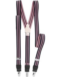 Thomas Pink - Boston Stripe Braces - Lyst