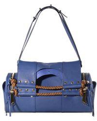Corto Moltedo Priscilla New Goat China Blue blue - Lyst