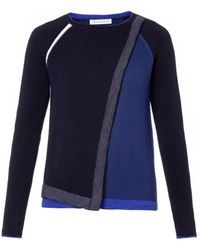 J.W. Anderson Wool And Angora-Blend Sweater - Lyst
