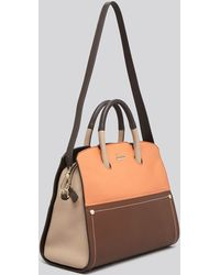 Furla Satchel Polaris Medium - Lyst