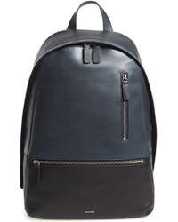 Skagen - 'kroyer 2.0' Leather Backpack - Lyst