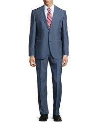 Hugo Boss Key Micro-pindot Suit - Lyst