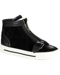 Marc By Marc Jacobs Hi Top Sneakers - Lyst
