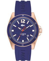 Lacoste - 42010750 Mens Strap Watch - Lyst