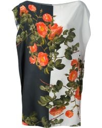 The Textile Rebels - Floral Print Tunic Top - Lyst