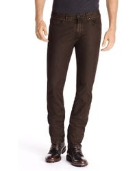 Hugo 708  Slim Fit 10 Oz Cotton Blend Jeans - Lyst