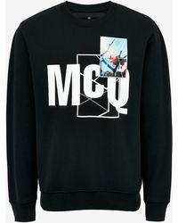 McQ Alexander McQueen | Crew Neck Sweatshirt | Lyst