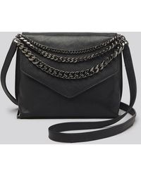 Milly Crossbody Collins Chain - Lyst