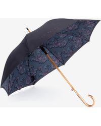 Ted Baker - Paisley Print Umbrella - Lyst