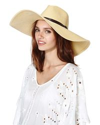 Nasty Gal Lets Getaway Hat - Lyst