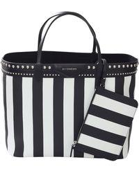 Givenchy   Antigona Large Striped Shopper   Lyst