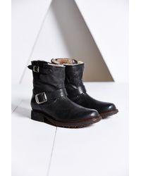 Frye Valerie 6 Shearling Boot - Lyst